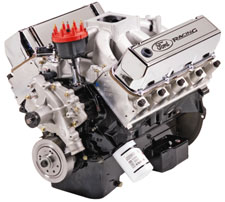 big block Ford Crate Engine M-6007-521FRT