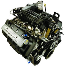 Ford Modular Crate Engine